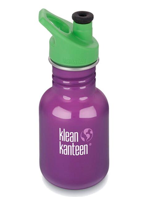 Klean Kanteen Kid Kanteen 12oz Sport Cap (354 ml) sugar plum